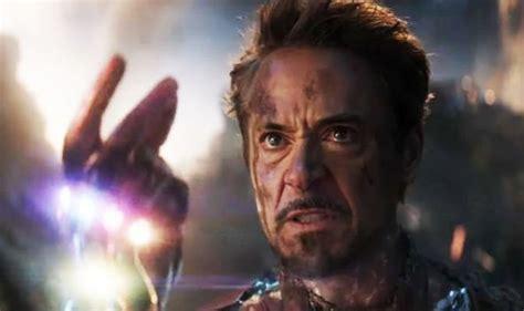avengers endgame robert downey jr speaks iron man