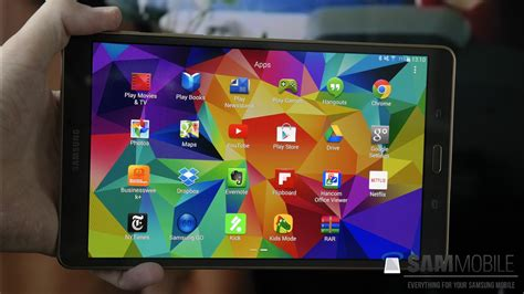 Samsung Tablets 2014 2903 by Review Galaxy Tab S Series Sammobile Sammobile