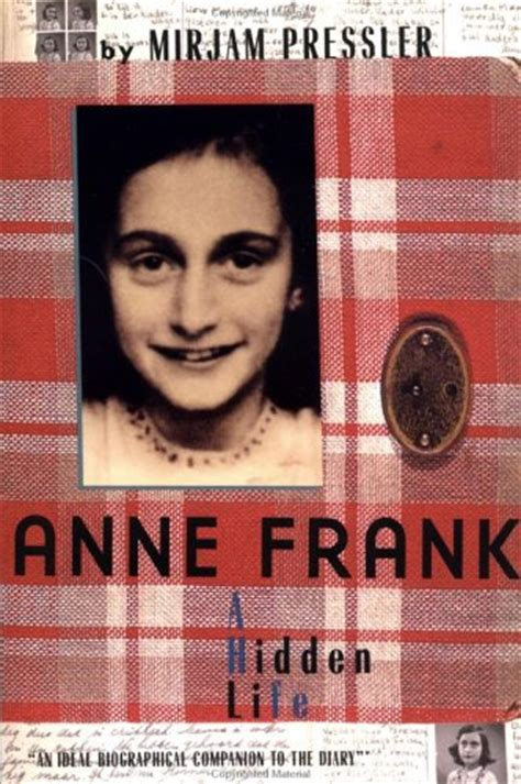 biography of anne frank book children s book review anne frank a hidden life by