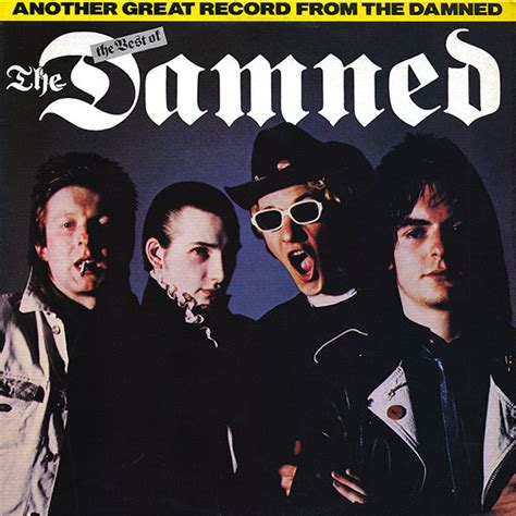 the damned another great record from the damned the best of the damned at discogs