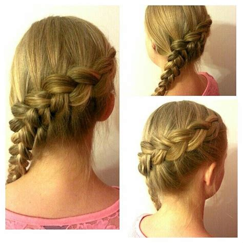 big french braids with swoop french braids with swoop side swoop dutch braid a groomed