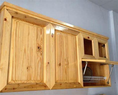 Lemari Kayu Palet ide kreatif kerajinan dari limbah kayu palet jati belanda