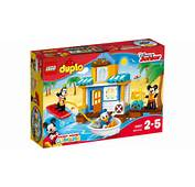 10827 Mickey &amp Friends Beach House  LEGO DUPLO Products