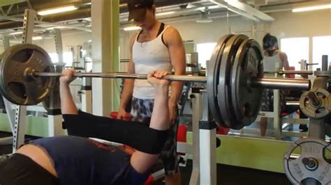bench press standards by age bench press 58 age man 8 x 130 kg with slingshot youtube