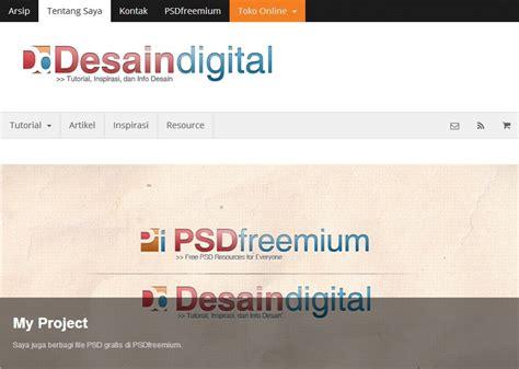 tutorial desain zing blog 3 website tutorial desain grafis dalam bahasa indonesia