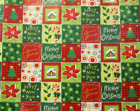pattern christmas wrapping paper wrapping paper