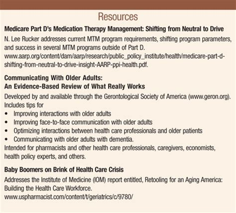 Mtm Patient Letter Community Based Medication Management In The U S And Australia