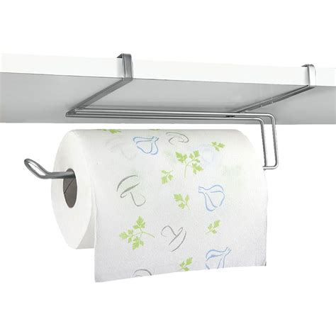 lade sottopensile cucina kitchen roll holder paper towel dispenser shelf