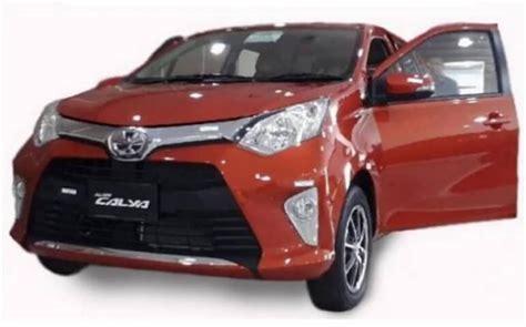 Bantal Mobil Toyota Calya 12 daftar harga toyota calya semua tipe mobilmo