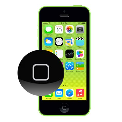 iphone 5c home button repair irepairit iphone repair