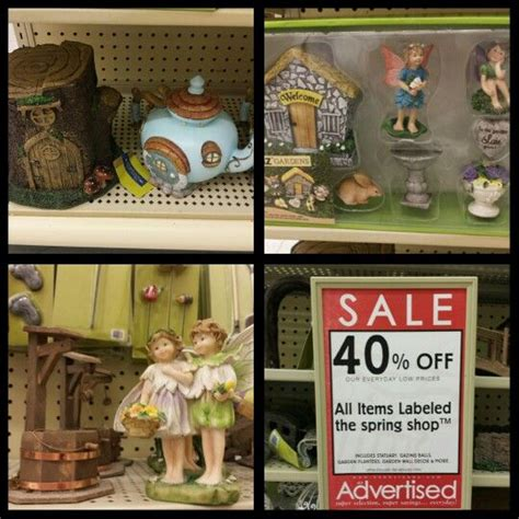 Hobby Lobby Garden Decor Gnome Stuff At Hobby Lobby Gardening Outdoor Decor