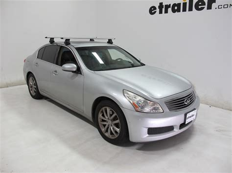 Infiniti G35 Roof Rack by Thule Roof Rack For 2008 G35 By Infiniti Etrailer