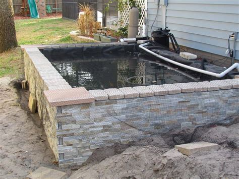 how to make a koi pond in your backyard high resolution build pond 3 how to build koi pond
