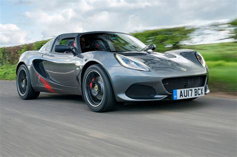 lotus elise sprint   review  car magazine