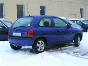 Vauxhall Corsa 2000 2000 Opel Corsa For Sale 1000cc Gasoline Ff Manual