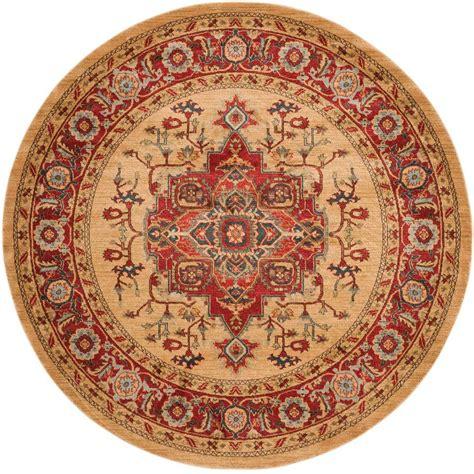 new products milan metallic shag hemphill s rugs safavieh milan shag red 5 ft 1 in x 5 ft 1 in round