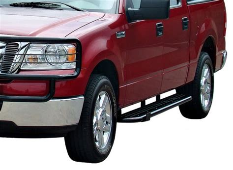 rugged trucks ford rancher rugged running boards by go industries