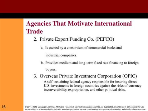 ppt financing international trade powerpoint presentation id 1756515