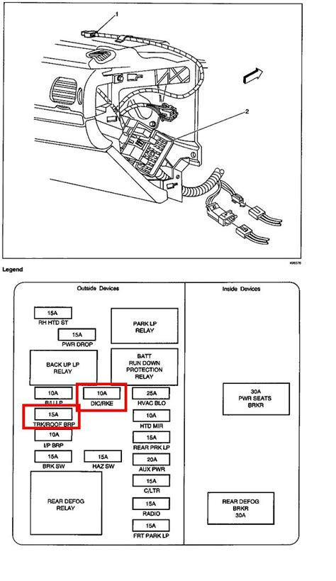 wiring diagram for 2009 chevy impala get free image