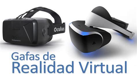gafas de realidad oculus rift vs sony project