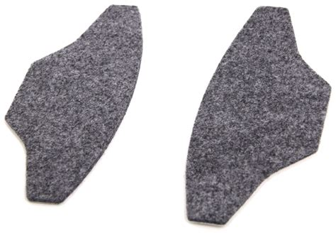 boat parts yakima felt pads for yakima sweetroll and hullhound kayak