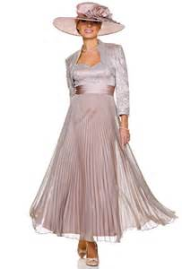 Unusual Wedding Dresses Uk Floor Length Dress With Bolero Jacket From Joyce Young Collections Joyce Young