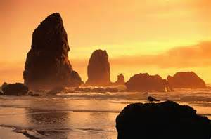 cannon beach oregon wall mural photographic