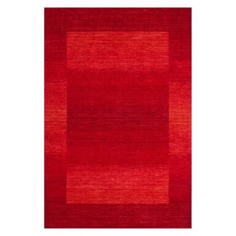 gabbeh teppich rot teppich gabbeh rot 70 x 140 cm kayoom home24 ansehen