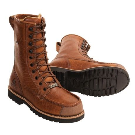 Sturdy Comfortable Review Of Rocky Shoes Boots Gore