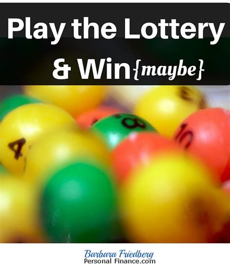 How To Play The Lottery And Win Money - best way to play the lottery guarantee a win