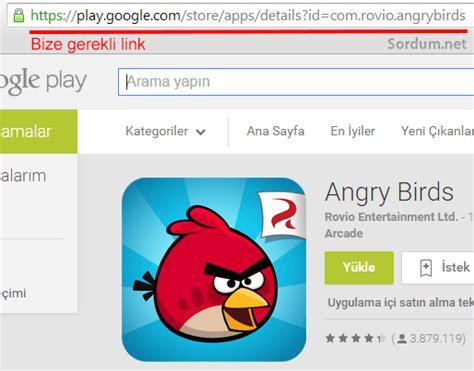 Play Store Link Apk Dosyalarını Hesabı Olmadan Direkt Pc Ye Indirin