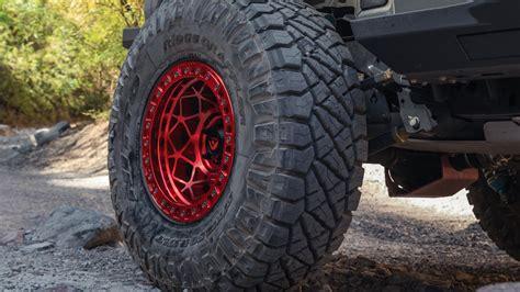 fuel wheels  unit beadlock candy red  road rims