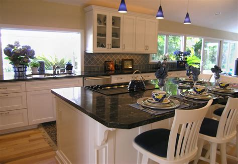 pictures of kitchen designs country kitchen