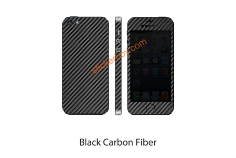 Black Carbon For Iphone 4 4s Promo graphite carbon fiber iphone 4 4s skins stickerboy skins for protecting your mobile device