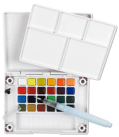 Koi Water Color Pocket Set 24 664v koi watercolor sets rex supplies