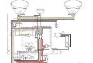 73 vw beetle wiring diagram wedocable