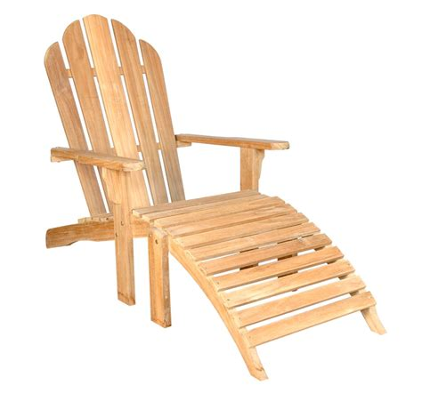 Buy Adirondack Chairs by The Best Teak Adirondack Chairs You Can Buy Teak Patio Furniture World