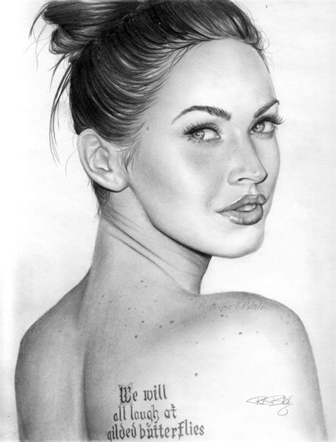 50+ Awesome Megan Fox Image Illustrations