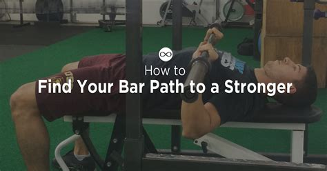bench press bar path find your bar path for a stronger chest balance in motion