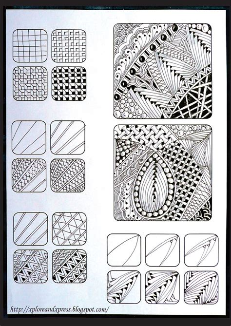 how to do echo on doodle fit 3220 best images about zentangle on more best