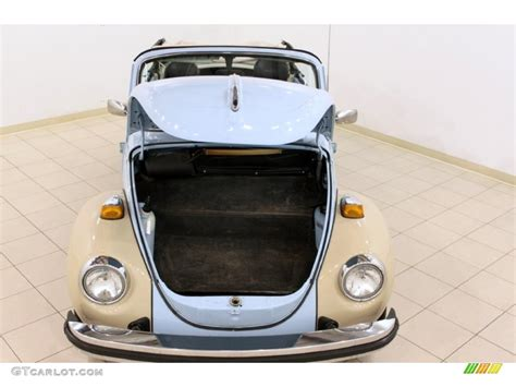 volkswagen beetle convertible trunk 1979 volkswagen beetle convertible trunk photo 50260904