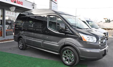 inventory spotlight  ford transit  explorer vans