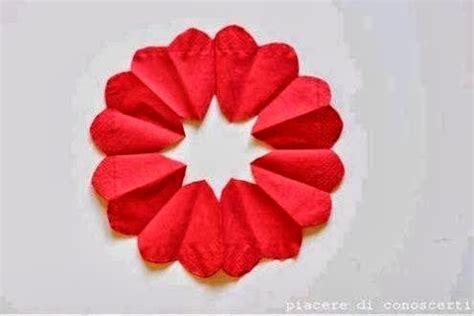 aneka cara membuat bunga dari kertas aneka kerajinan tangan alas piring dari kertas 5