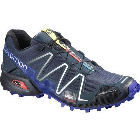 Salomon Speedcross 3 Herren 484 by Salomon Speedcross 3 Climashield Trail Running Shoe S