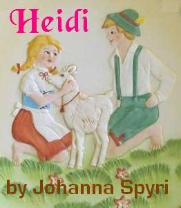 heidi books heidi