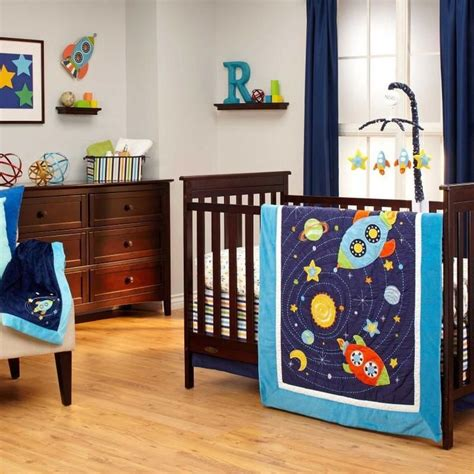 space crib bedding 13 best images about shooting stars nursery on pinterest