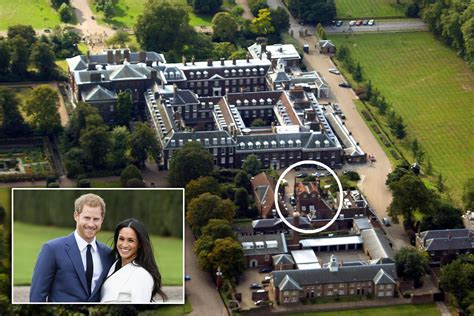 kensinton palace what we know about prince harry s nottingham cottage money