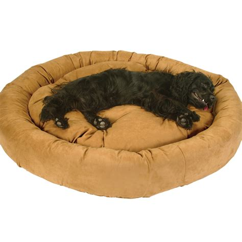 round dog bed cover replacement cover luxury round bolster dog bed 4 dog beds carriers