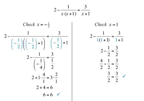 Solving Rational Equations Worksheet Answers by 8 6 Solving Rational Equations Worksheet Answers Solving