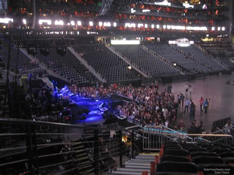 best seats in philips arena for a concert philips arena section 118 concert seating rateyourseats